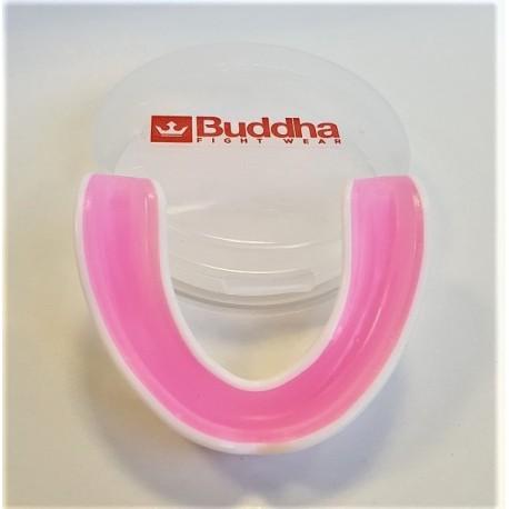 Protège-dents simple avec une double protection de gel