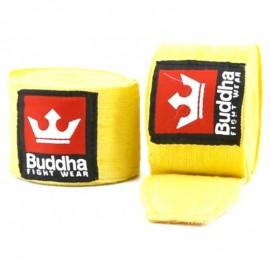 Bandes Buddha Elastiques 4,5m Jaunes