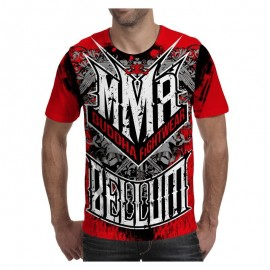 T-shirt Buddha MMA Résurrection