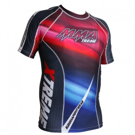 T-shirt MMA Lycra Extreme