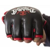 Gants MMA Professionnels Noirs