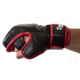 Gants de MMA Buddha Amateurs Noirs