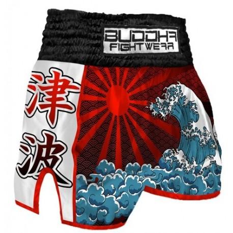 Short Buddha Rétro Tsunami Limited