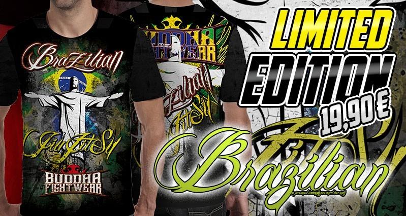 T-shirt Brazilian Jiu-Jitsu