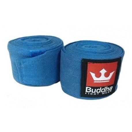 Bandes Elastiques Buddha 4,5m Cyan