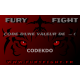 Carte cadeau Fury Fight