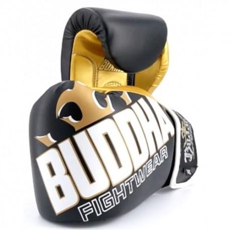 Gants de Boxe Buddha Millenium Noirs / Or Enfant