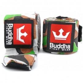 Bandes Coton Buddha Army Green Classic 4m