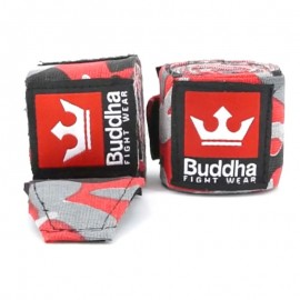 Bandes Coton Buddha Army Bloody 4m
