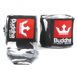 Bandes Coton Buddha Army Shadow 4m