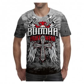 T-shirt Buddha Dark Angels