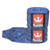 Bandes Buddha Elastiques 4.5m Tattoo Bleues
