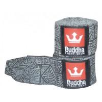 Bandes Buddha Elastiques 4.5m Aztec Noires