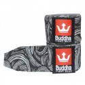 Bandes Buddha Elastiques 4.5m Tattoo Noires