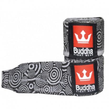 Bandes Buddha Elastiques 4.5m Tsunami Noires