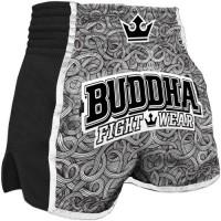 Short de Muay Thaï Buddha Rétro Special Tattoo