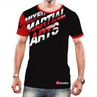 T-shirt Buddha MMA X