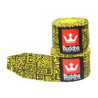 Bandes Buddha Elastiques 4.5m Aztec Jaunes