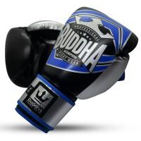 Gants de Boxe Buddha Scorpion Noirs/Bleus