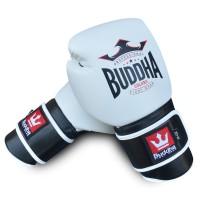 Gants de Boxe Buddha Colors Blanc/Noir