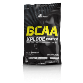 BCAA Xplode powder (avec Glutamine) de Olimp Nutrition 1kg