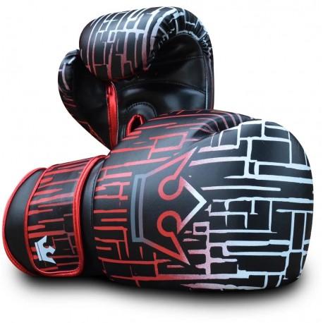 Gants de Boxe Buddha Blood Noirs