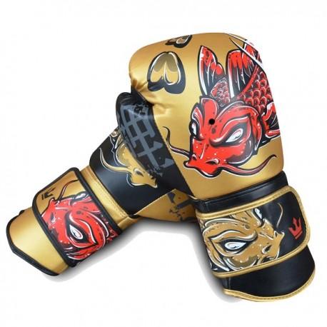 Gants de Boxe Buddha Koï