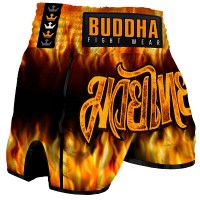 Short de Muay Thaï Buddha Rétro Hell