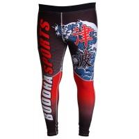Pantalon MMA Lycra Tsunami