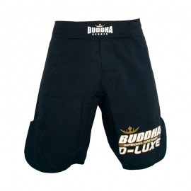 Short de MMA Buddha Extra D-Luxe Noir