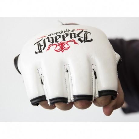 Gants MMA Professionnels Blancs