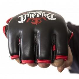 Gants de MMA Buddha Professionnels Noirs