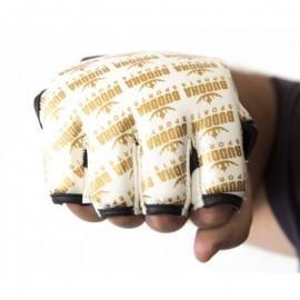 Gants de MMA Buddha Training Dorés