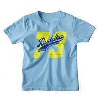 T-shirt Buddha Sky Blue